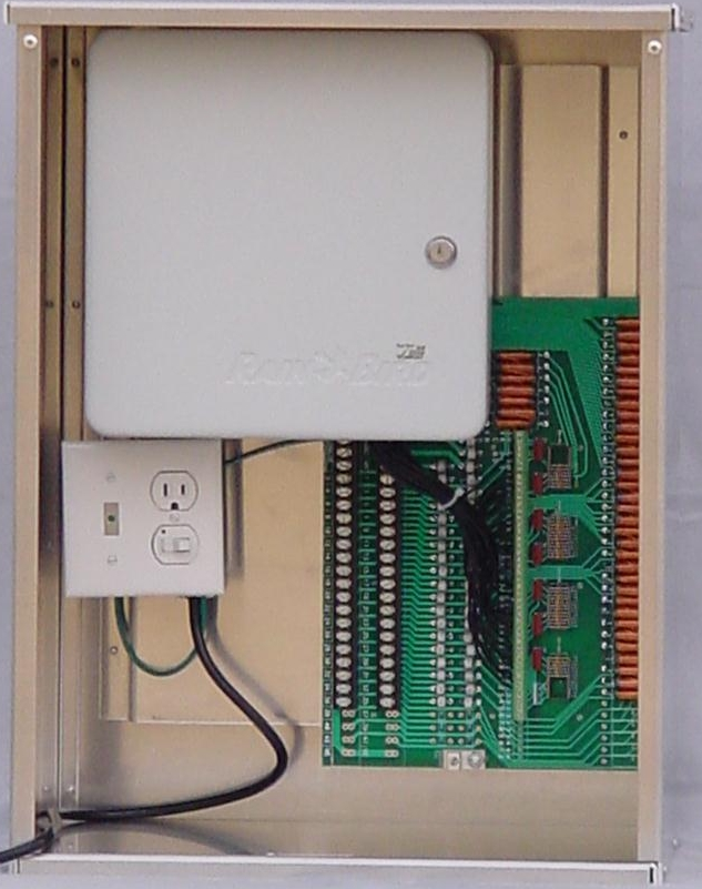 Wallmount Enclosure, Click to view exapanded image